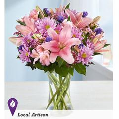 Floral Treasures Bouquet - Premium