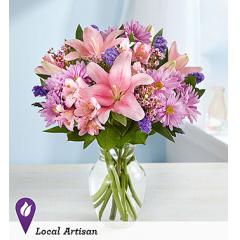 Floral Treasures Bouquet - As Shown