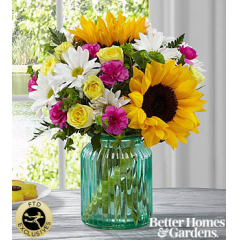 The FTD® Sunlit Meadows™ Bouquet by Better Homes and Gardens® - Small