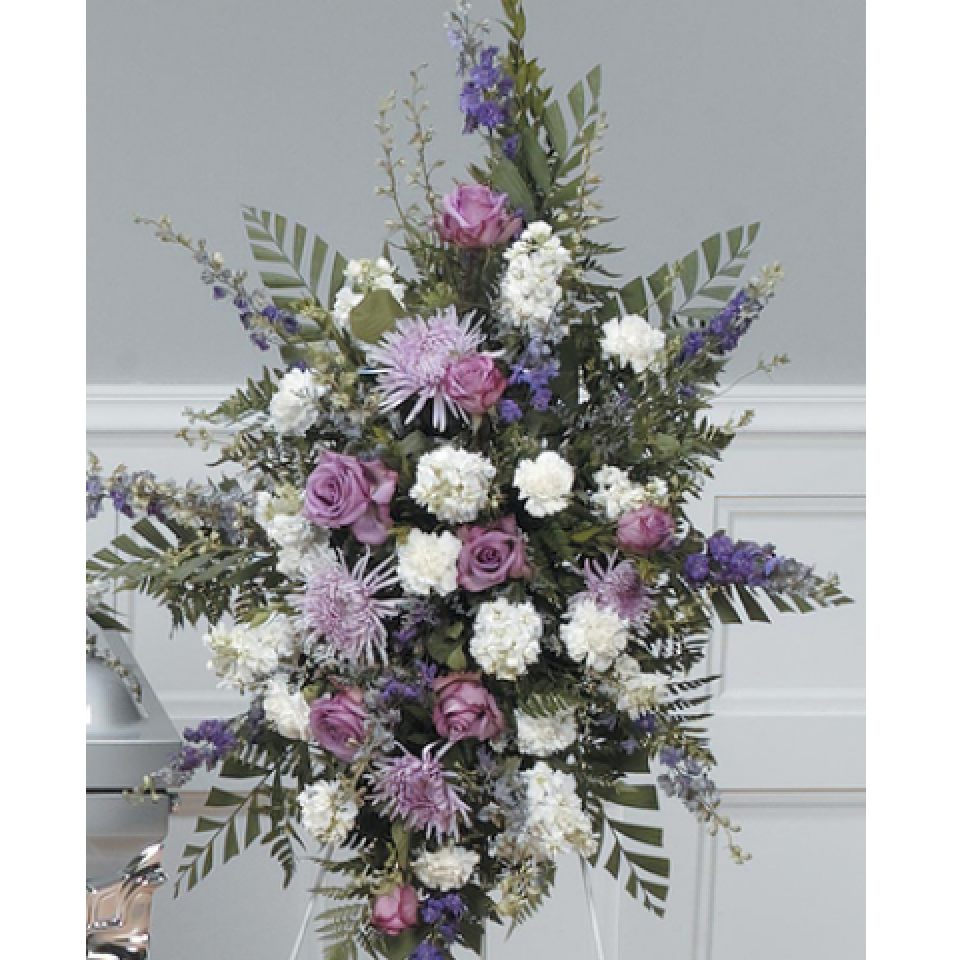 Standing Wreaths and Sprays