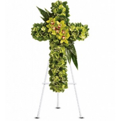 Crosses And Wreaths