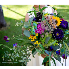 Wedding Party - Floral