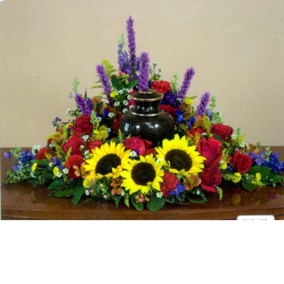 Memorial Urn Arrangements