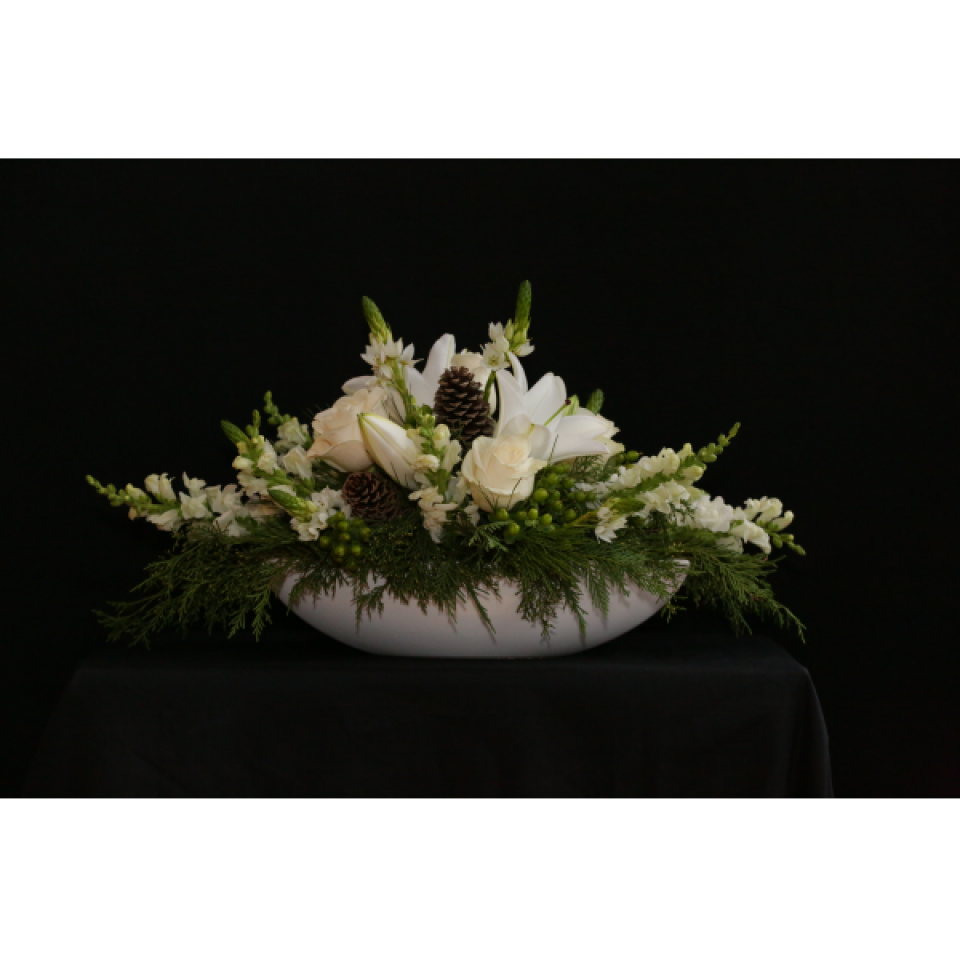 Winter Holiday Centerpieces Category