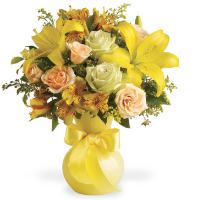 Fremont Flowers Sunny Smiles