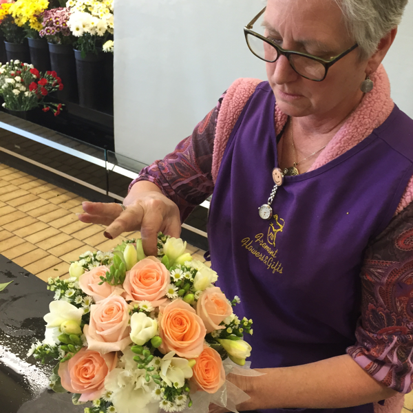 Bridal Bouquet- Hand Tied