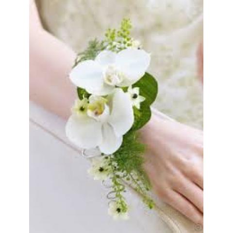 Fremont Flowers Wristlet, phal orchid