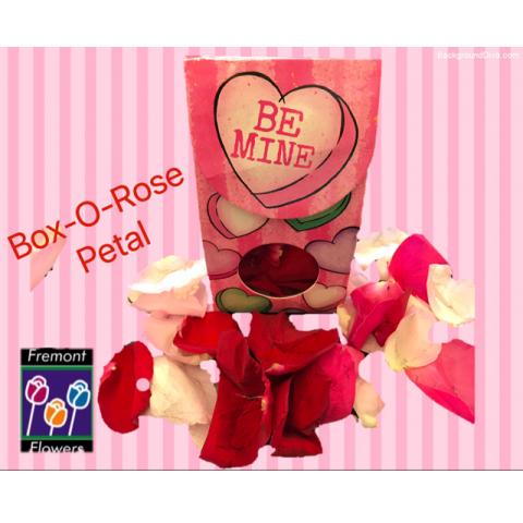 Fremont Flowers Box-O-Petals