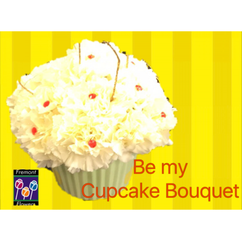Cupcake Bouquet by Fremont Flowers