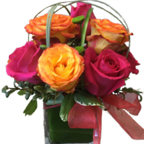 Rose Parade Bouquet