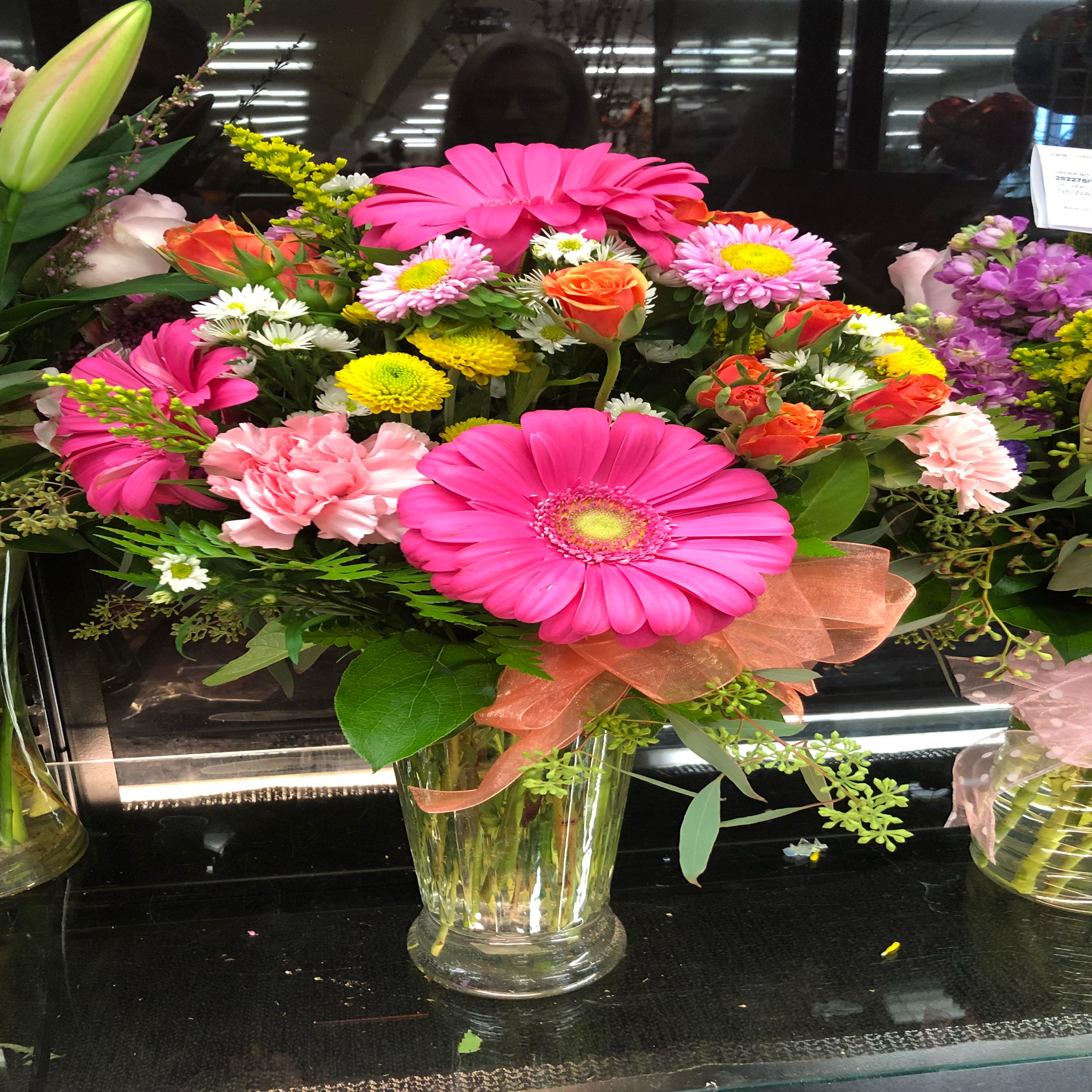 Spring Garden Bouquet  FF-M2