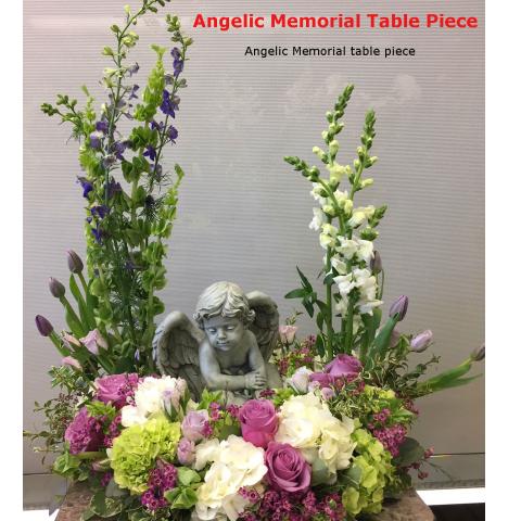Angelic Memorial Tribute