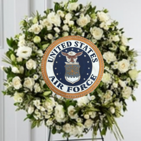 Air Force Service tribute
