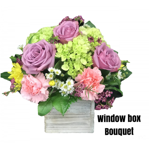 The Window Box Bouquet