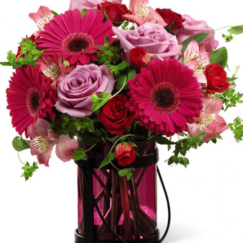 The Exuberance bouquet