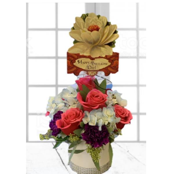Birthday Celebrations Bouquet