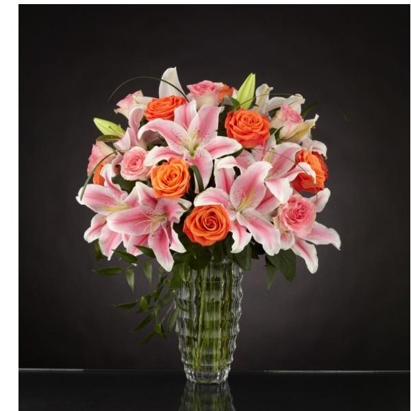 LX155 Sweetly Stunning Luxury Bouquet