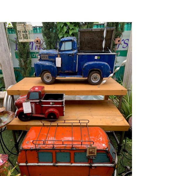 Outdoor beverage trucks