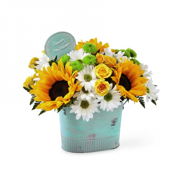The Birthday Bliss Bouquet