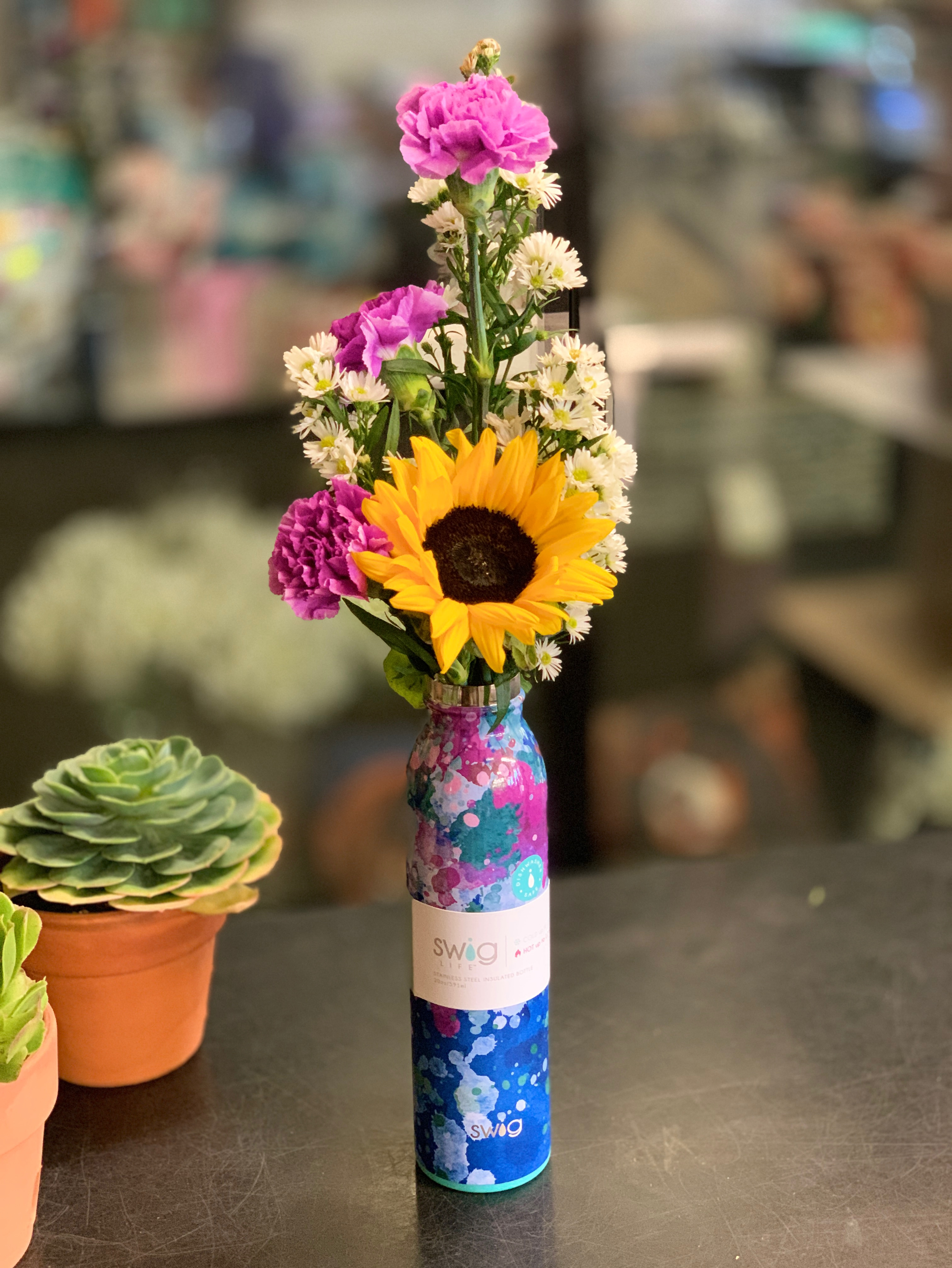 The Swig Vase