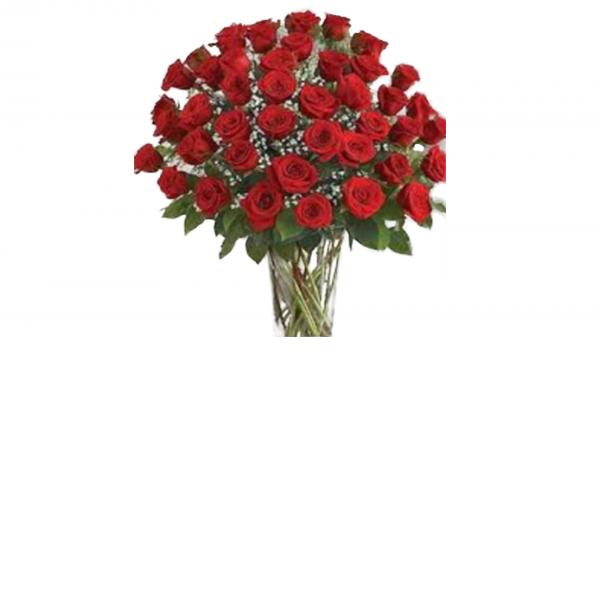 3 Dozen Roses Arranged