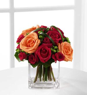 The Deep Emotion Rose Bouquet
