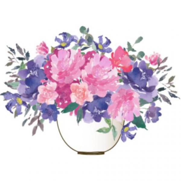 Arranged Flower Subscription