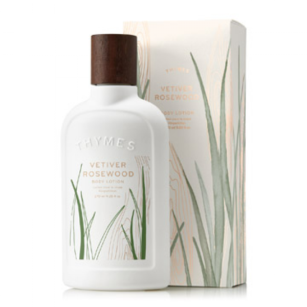 BODY LOTION VETIVER ROSEWOOD 270ml