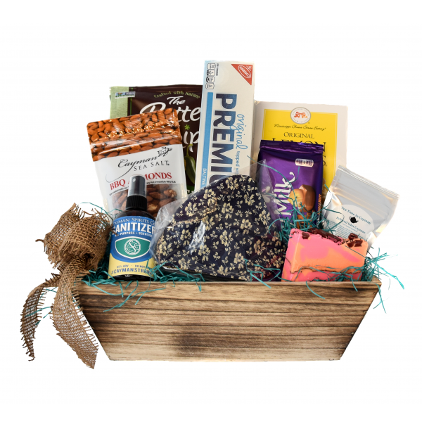 Cayman Care Basket Deluxe