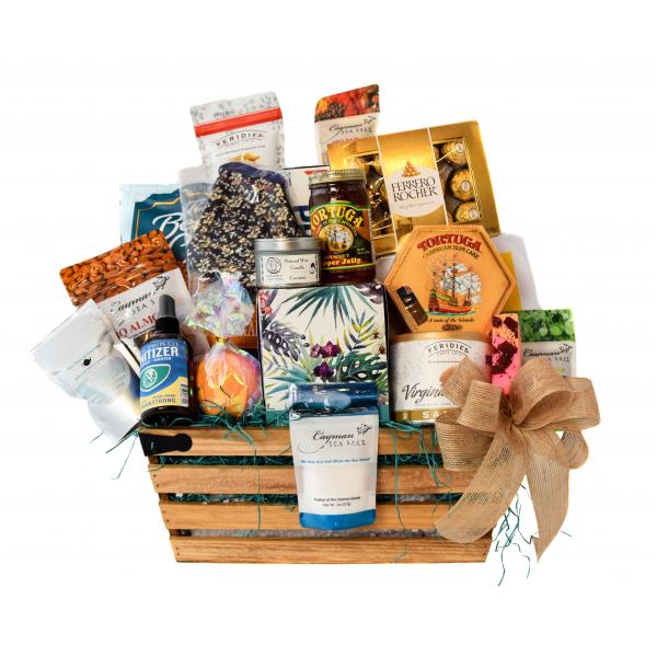 Cayman Care Basket Premium