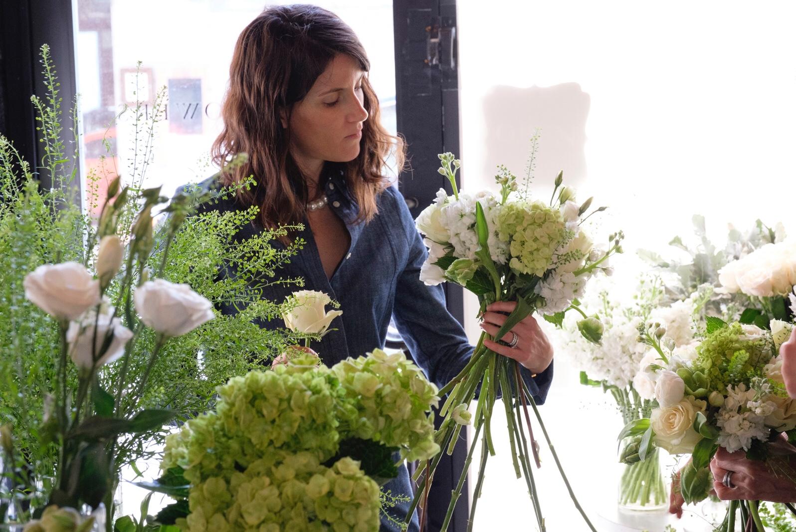 Spring Virtual Floral Design Workshop