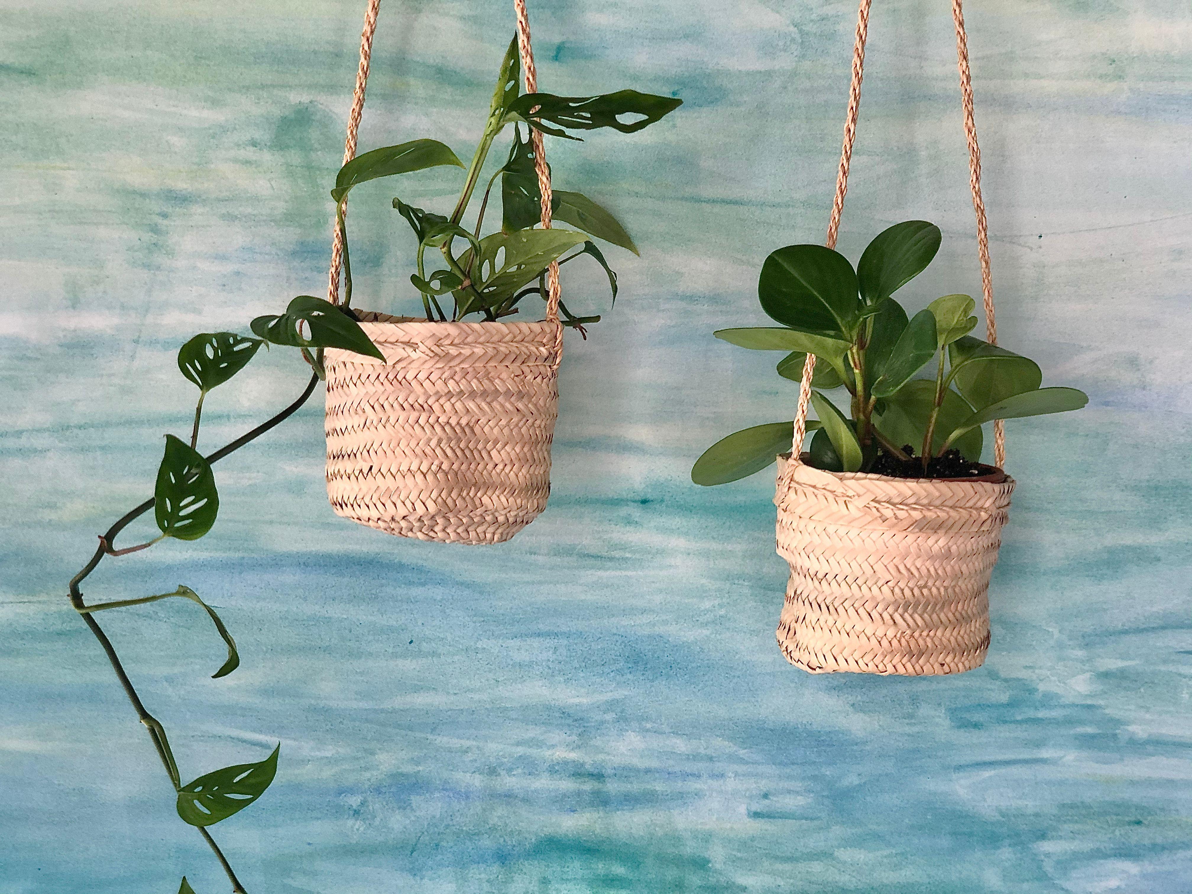 Woven Plant Hanger