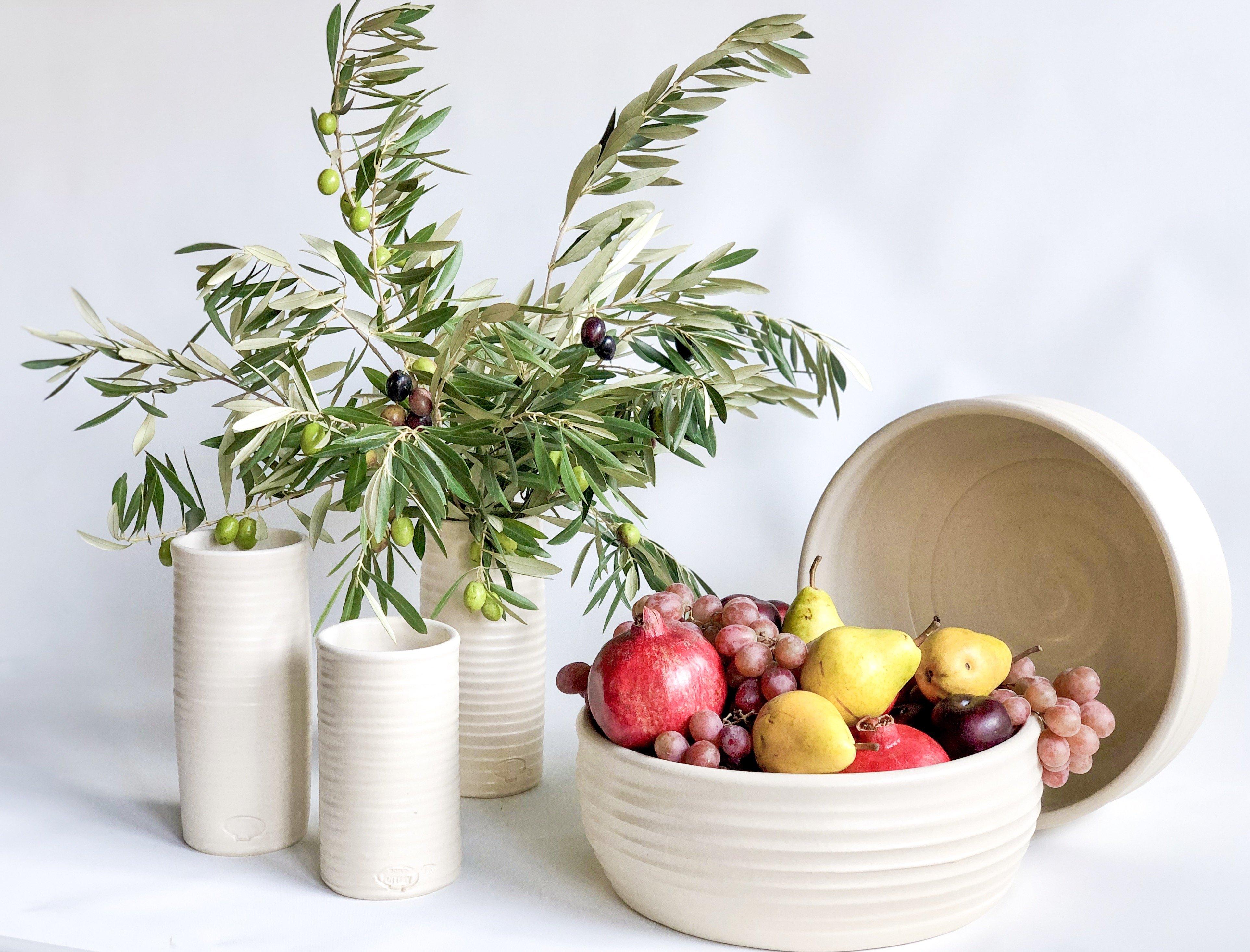 Farmhouse Ceramics by Rowe Pottery Alternative Image