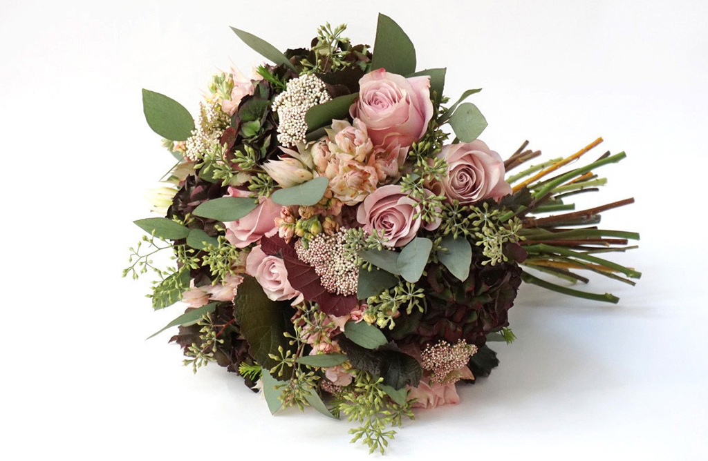 Hand Tied Bouquet Alternative Image