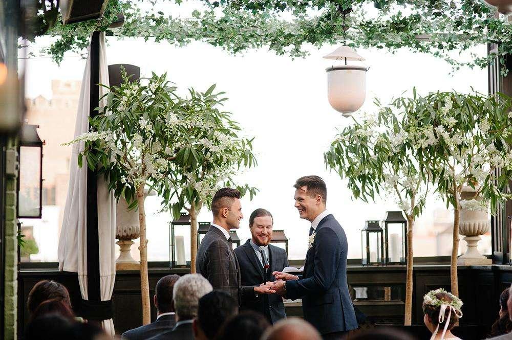 The Bunge & Giebrolini Wedding at Gramercy Hotel