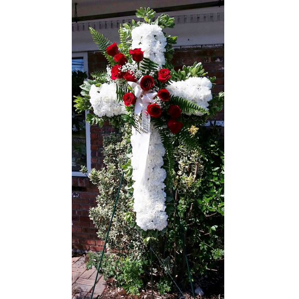 Traditional Standing Cross