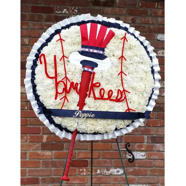 Tribute for a Yankee Fan