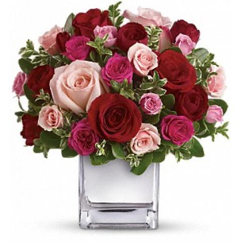 Love's Medley Bouquet