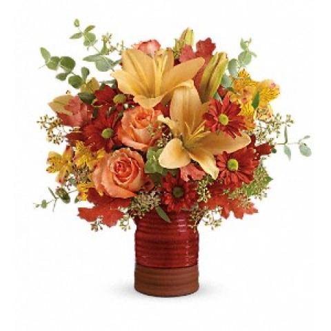Harvest Crock Bouquet