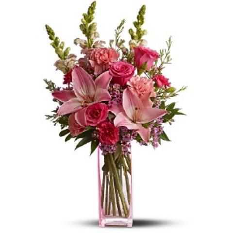 Pink Wink Bouquet