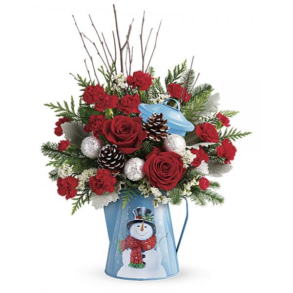 Snowy dreams bouquet