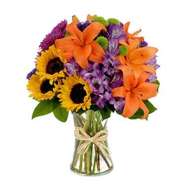 Rural Route Bouquet