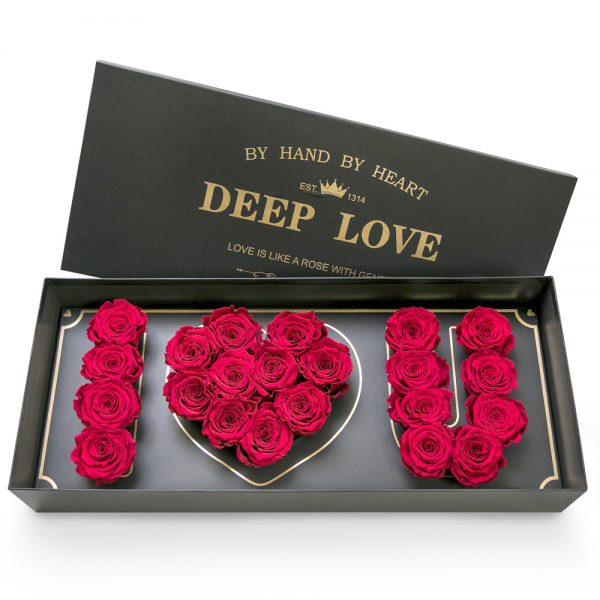 I Love You / MOM Box