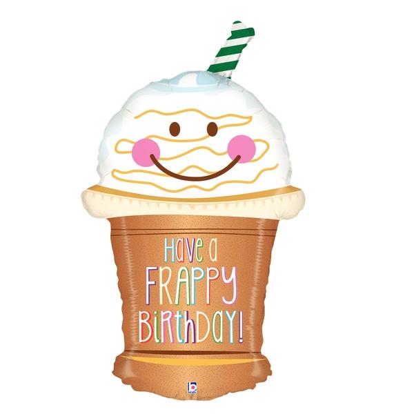 Frappy Birthday!