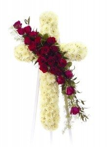 Divine Red Rose Cross