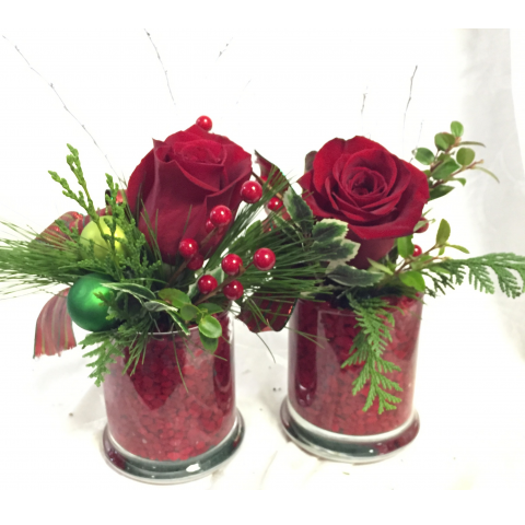 Pick a Pair Holiday Roses