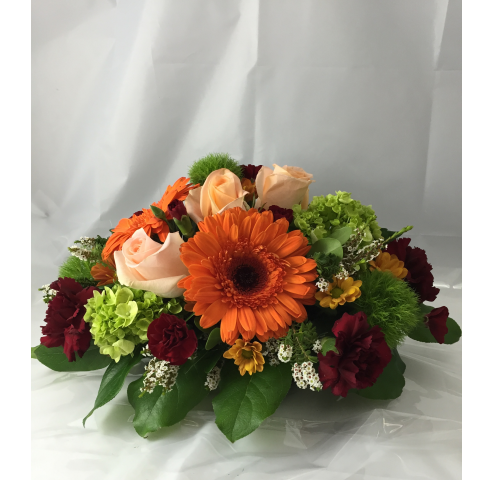 Autumn Elegance Centerpiece