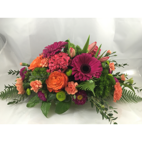 Brightest Blooms Centerpiece