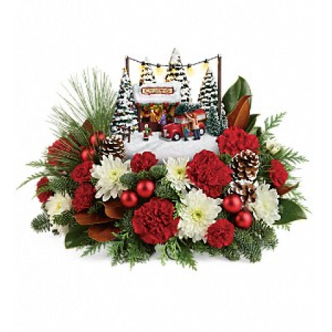 Thomas Kinkade's Family Tree Bouquet