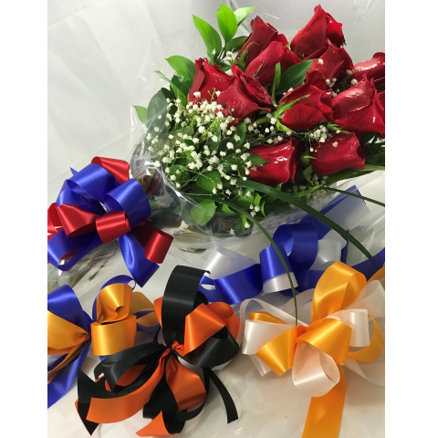 Graduation Rose Bouquet